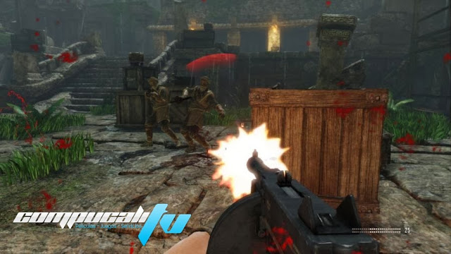 Deadfall Adventures Xbox 360 Español Región Free XGD2