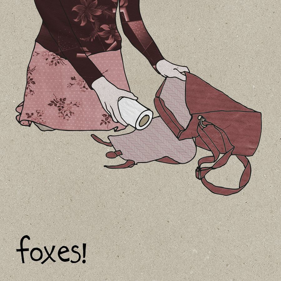 Foxes Echo Album Foxes Album Cover | ww...