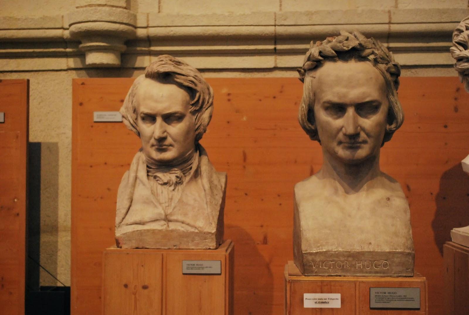 Victor Hugo par David d'Angers