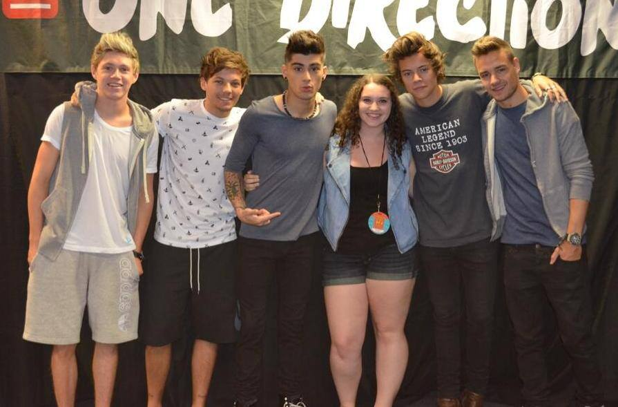 One Direction - Take Me Home Tour - Meet and Greet - PICTURES