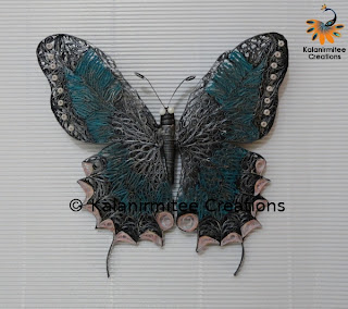 kalanirmitee: Quilling-butterfly
