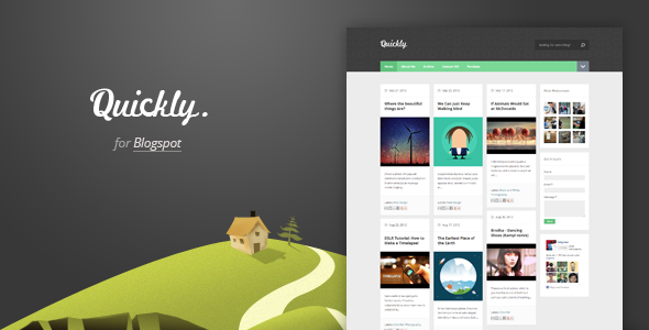 premium-blogger-template