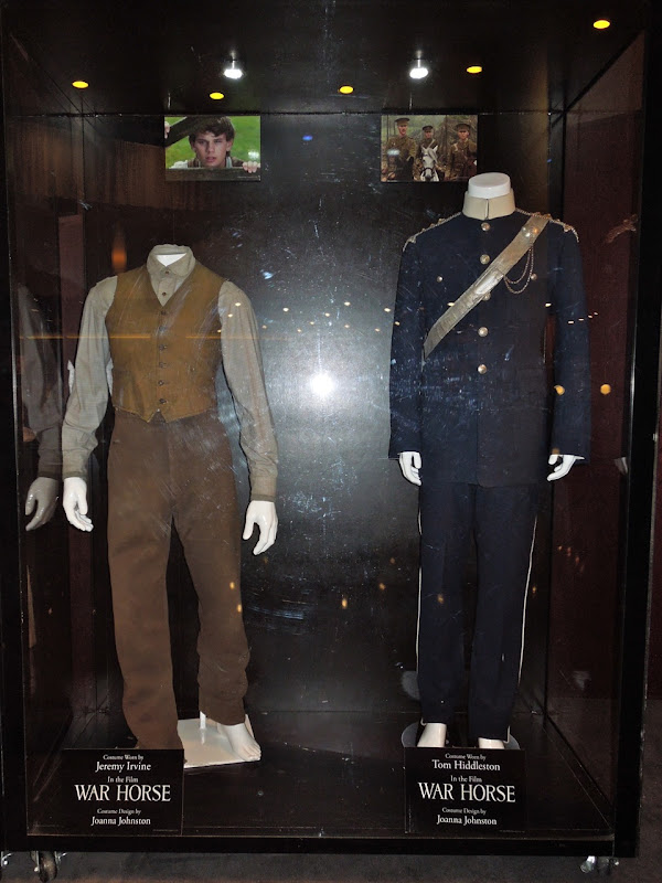 War Horse film costumes