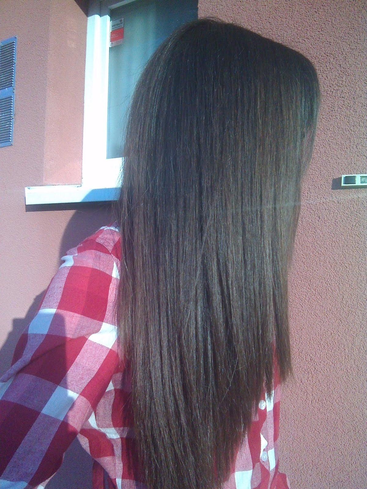 Les cheveux tombent en tout cas