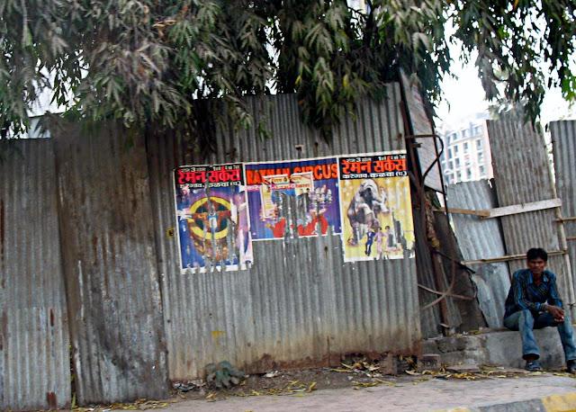 circus poster in Mumbai