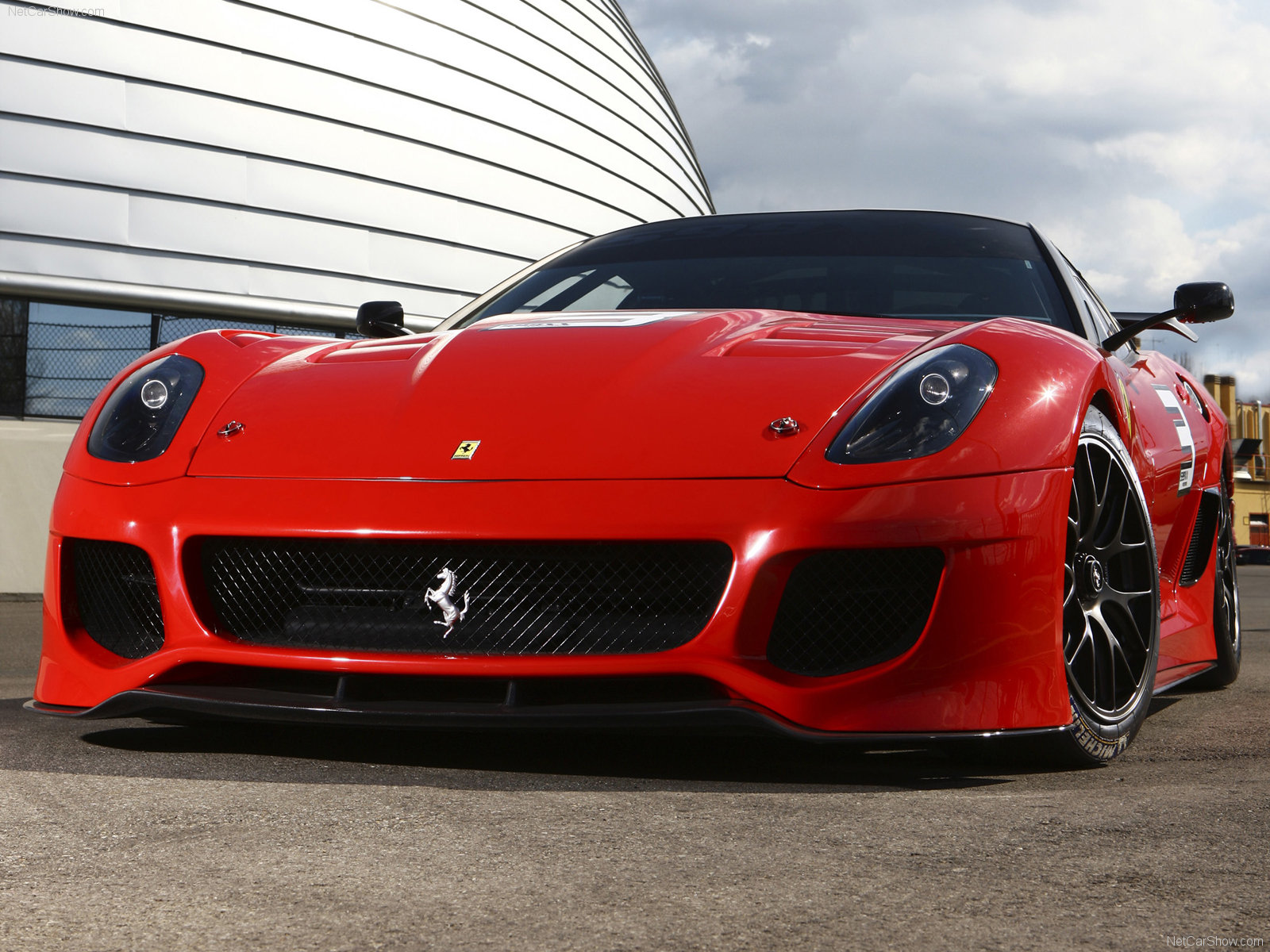 Car New: Ferrari 599XX