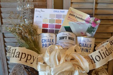 Annie Sloan paint Giveaway Here At Coastal Charm