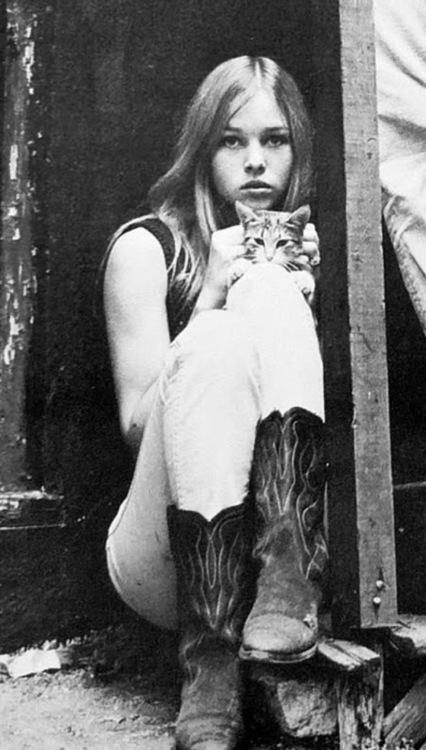 michelle phillips, 1960s