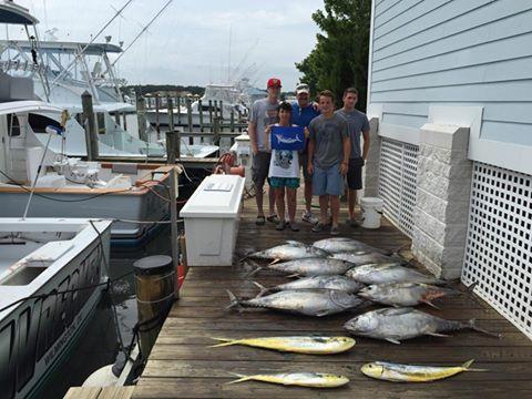 June 19 2015 daily reports news ocean city fishing center for Ocean city fishing report