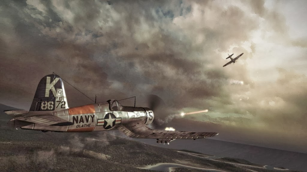 Damage Inc Pacific Squadron WWII-SKIDROW free download pc