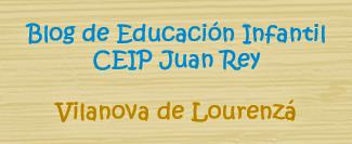 Educación Infantil - CEIP Juan Rey
