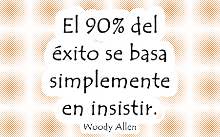 Frases de éxito de Woody Allen