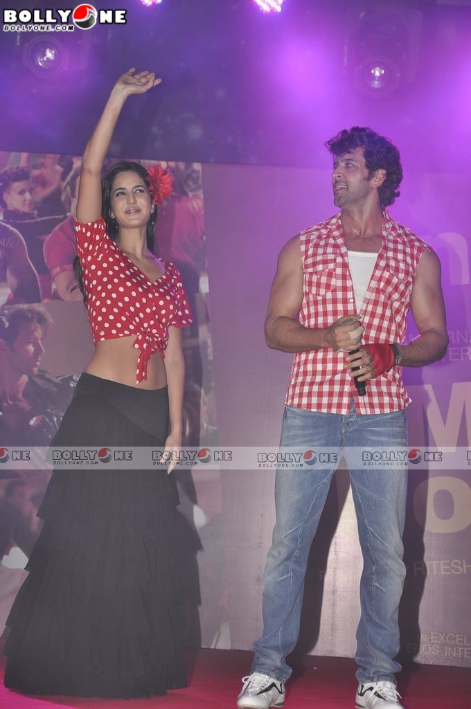 Katrina Kaif Dance Performance at Zindagi Na Milegi Dobara Music Launch