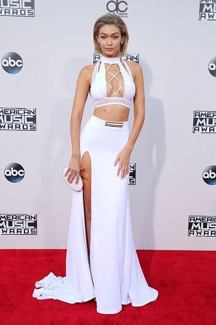 Gigi Hadid AMAs 2015
