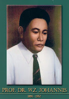 gambar-foto pahlawan nasional indonesia, WZ.Johanes