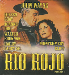 Rio Rojo (John Wayne, Walter Brennan)