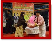 Seminar Keluarga Sakinah,Suami Hebat Rumahtangga Berkat. Sebillion Terima Kasih MAINS JHEAINS