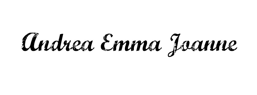 Andrea Emma Joanne