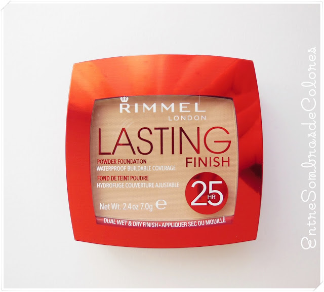 polvos maquillaje Lasting Finish - Rimmel London
