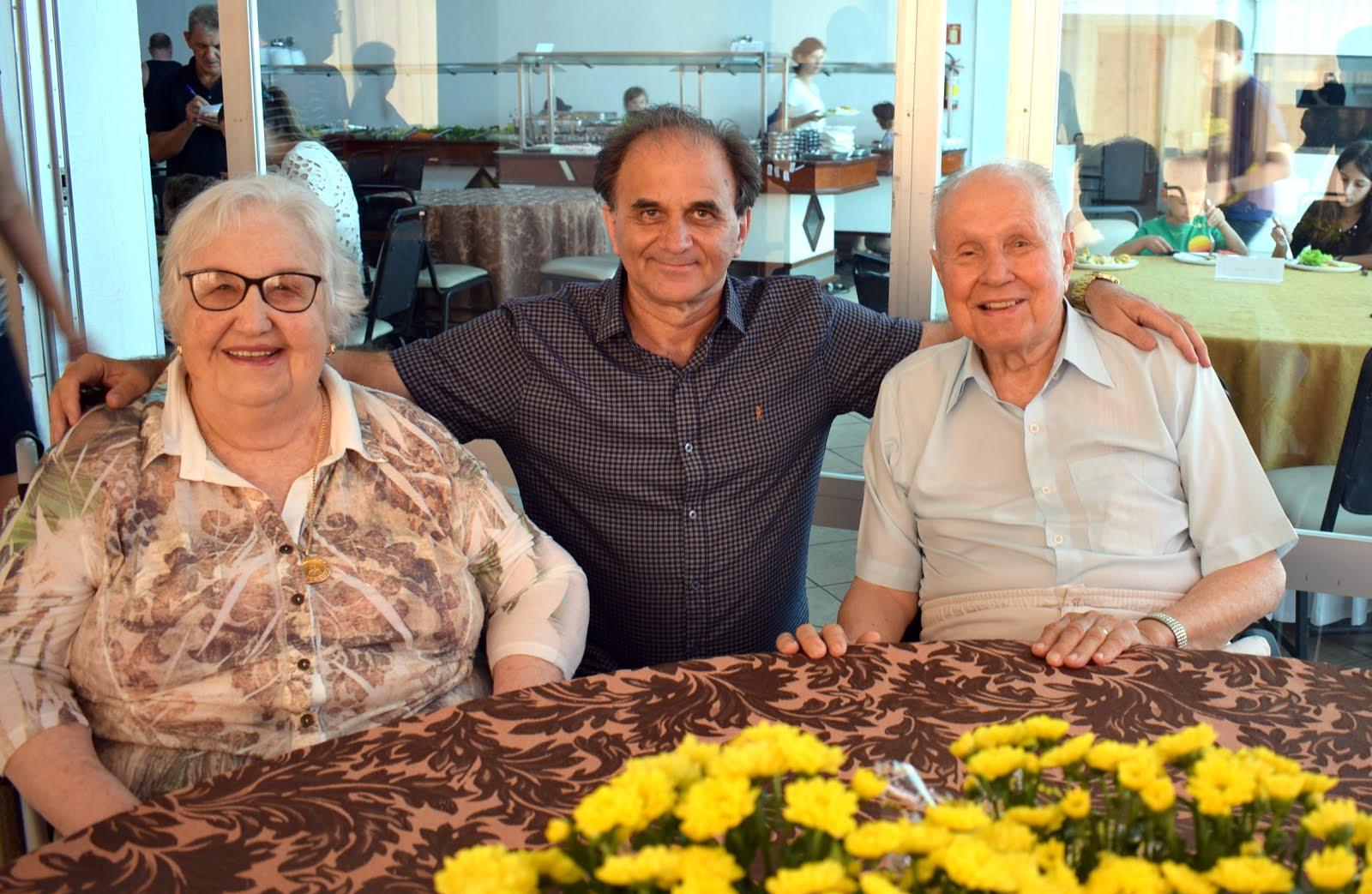 Airton Engster dos Santos, Maria Cecília Dresch e Flávio Jaeger