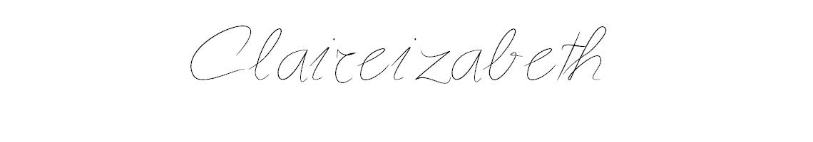 Claireizabeth