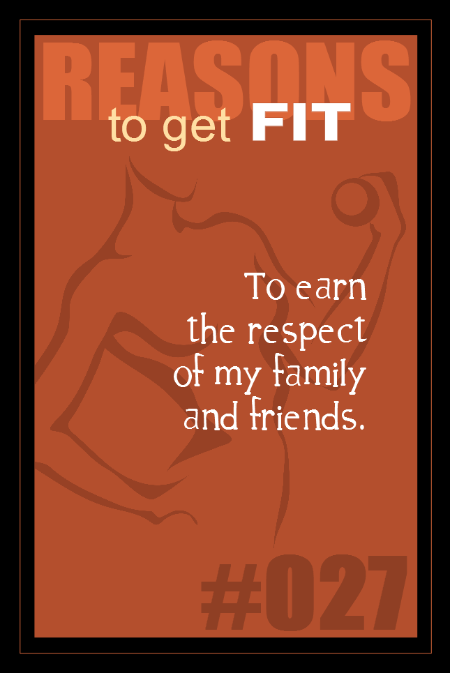 365 Reasons to Get Fit #027