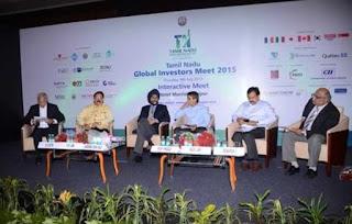 Tamil Nadu globle investors meet Jaipur, TN investment promotion campaign, Jaipur, Maharaj Jai Singh, MSME, FICCI Rajasthan State Council