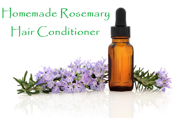Homemade Rosemary Hair Conditioner