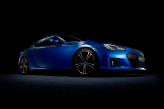 Subaru BRZ Turbo