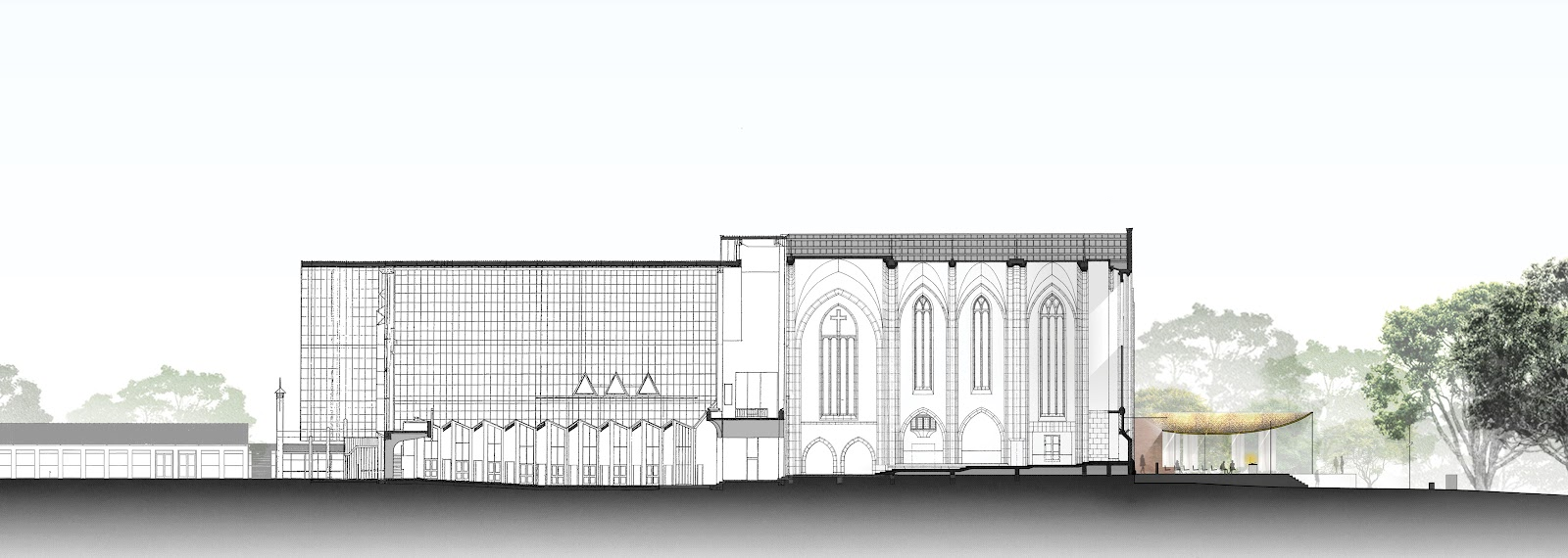 Home Design Magazines: Fearon Hay wins chapel design competition