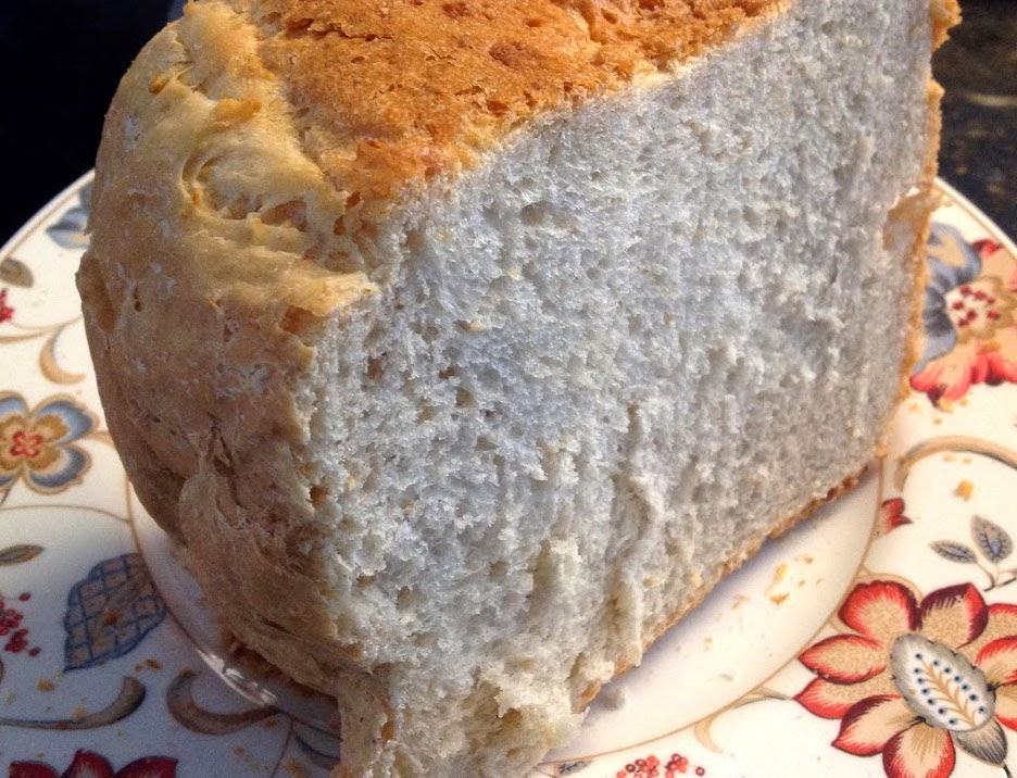 Katie's Farm: Recipe: Oatmeal-Honey Bread for the Bread-maker... and ...