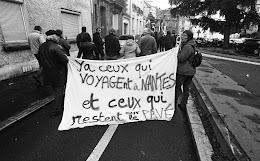 La rue n'est pas un domicile et l'errance n'est pas une vie : Le droit d'asile doit être respecté