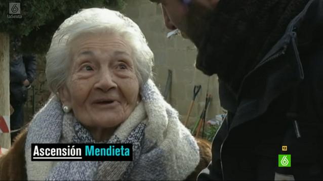 Primera exhumación en España por orden de la juez argentina María Servini