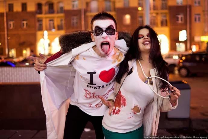 Как можно отпраздновать хэллоуин в домашних условиях