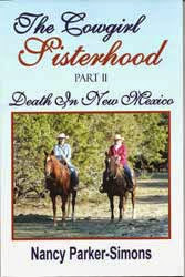 Part II Death In New Mexico now available On Amazon