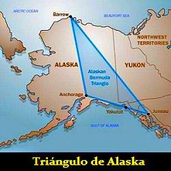 triangulo de alaska
