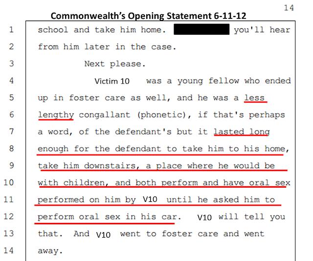 Sandusky trial transcripts pdf