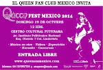 QUEEN FEST MEXICO 2014