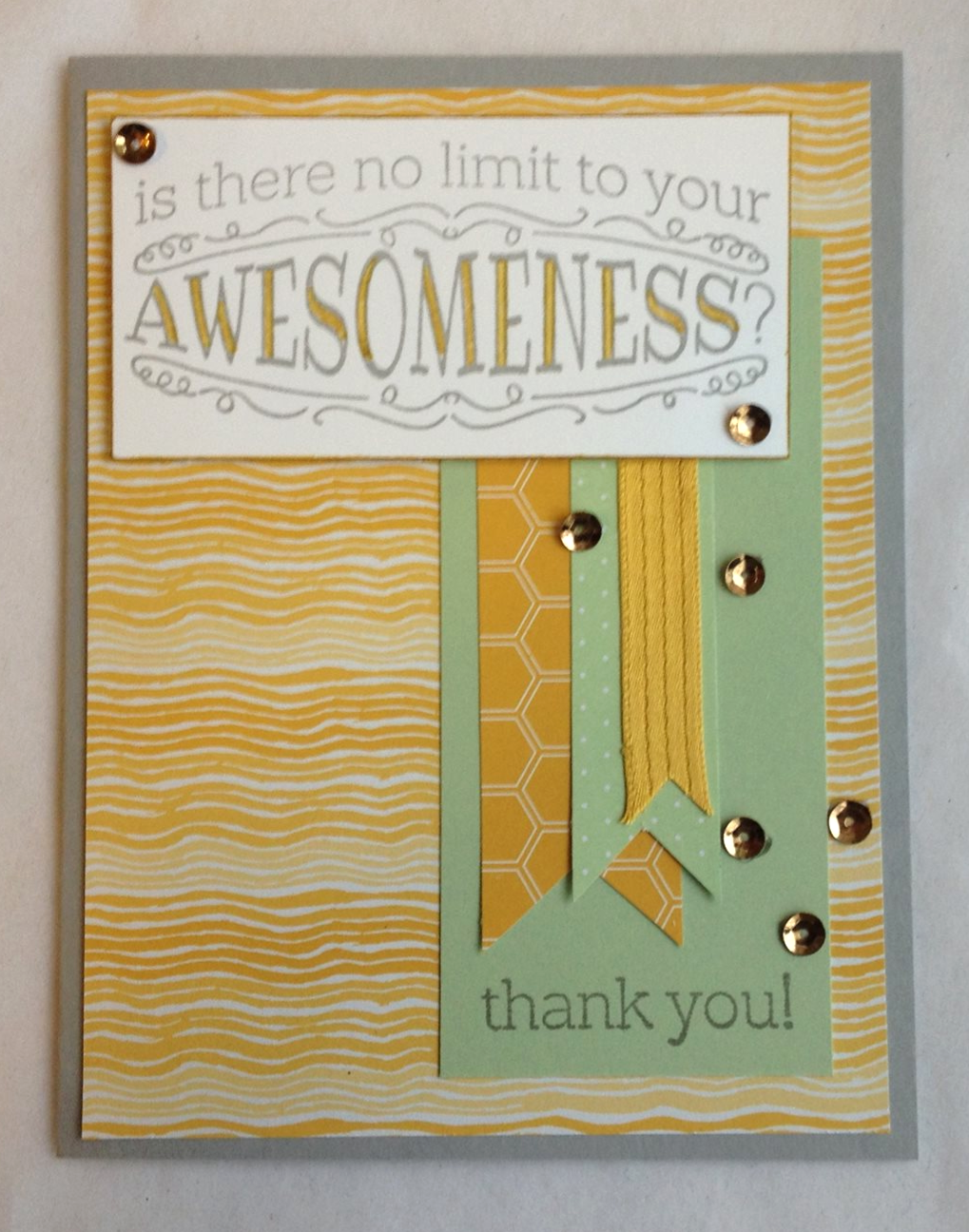 www.MidnightCrafting.com 3 Big News Moonlight DSP Stampin Up