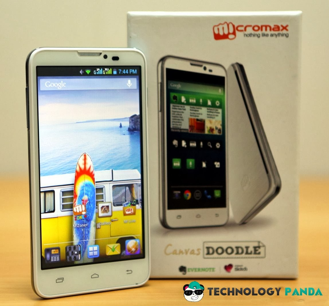 Micromax A111, Best Smartphone, Doodle A111 Storage