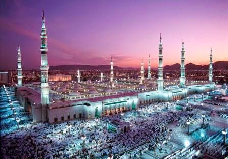 umroh liburan ramadhan di nabawi