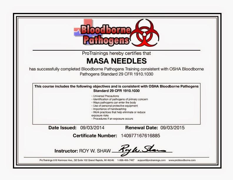 Bloodborne-Pathogens 2014