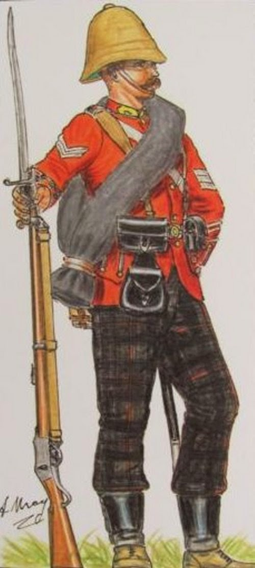 91st (Princess Louise's Argyllshire) Highlanders Regiment of Foot picture 1