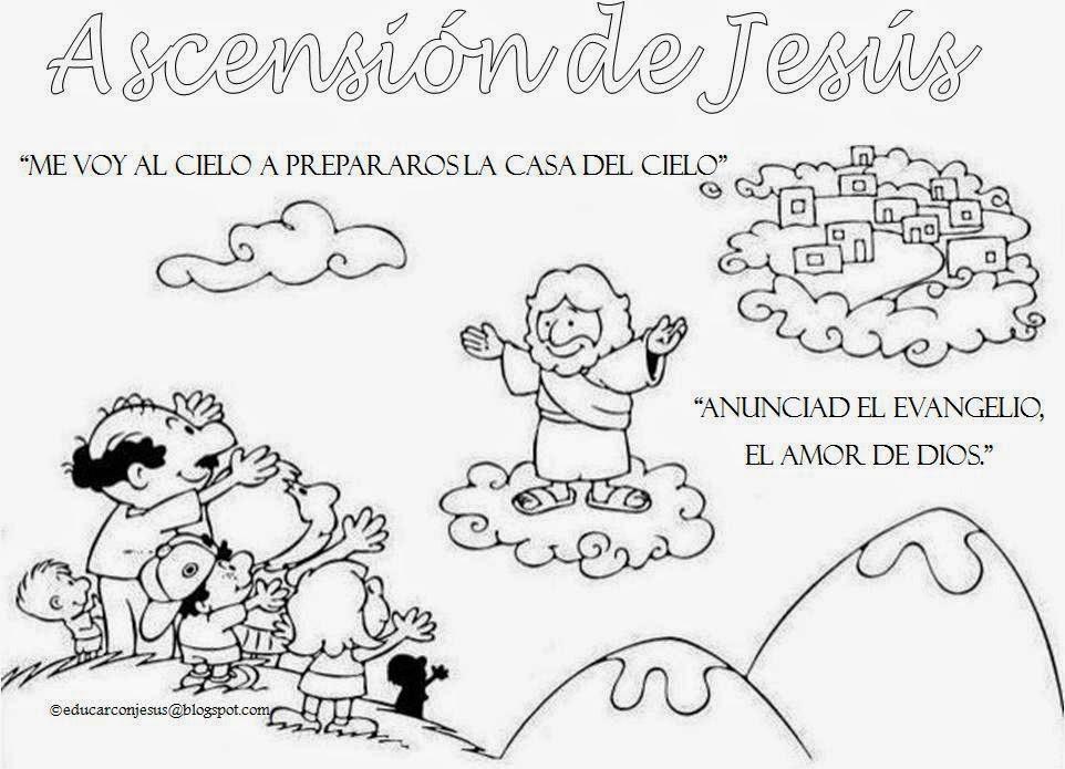 Educar con Jesús: mayo 2014