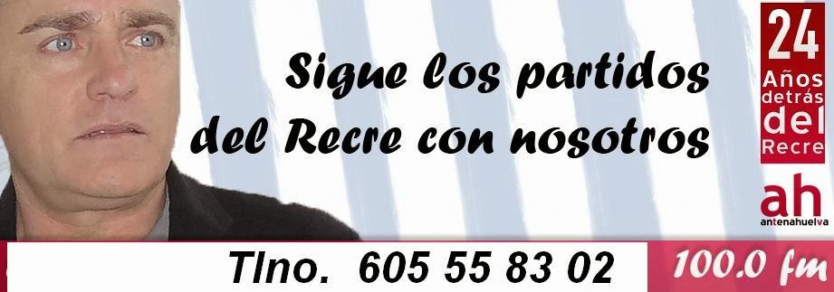 Programación de Antena Huelva Radio