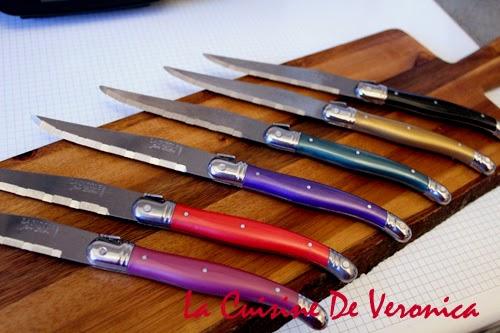 La Cuisine De Veronica 聖誕禮物 Laguiole 牛扒刀
