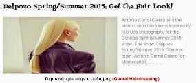 Delpozo Spring/Summer 2015: Get the Hair Look!
