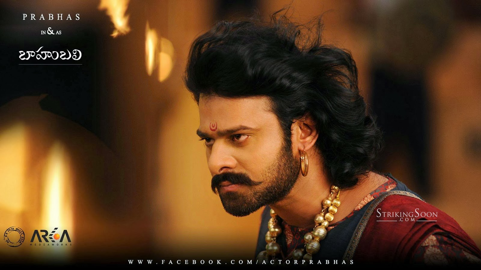 bahubali movie wallpapers ,prabhas baahubali film official images