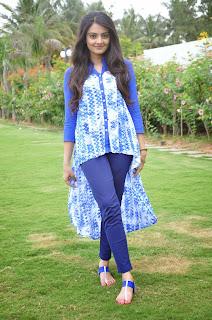 Actress Nikitha Narayan Latest Stills in Pesarattu Movie  11.jpg