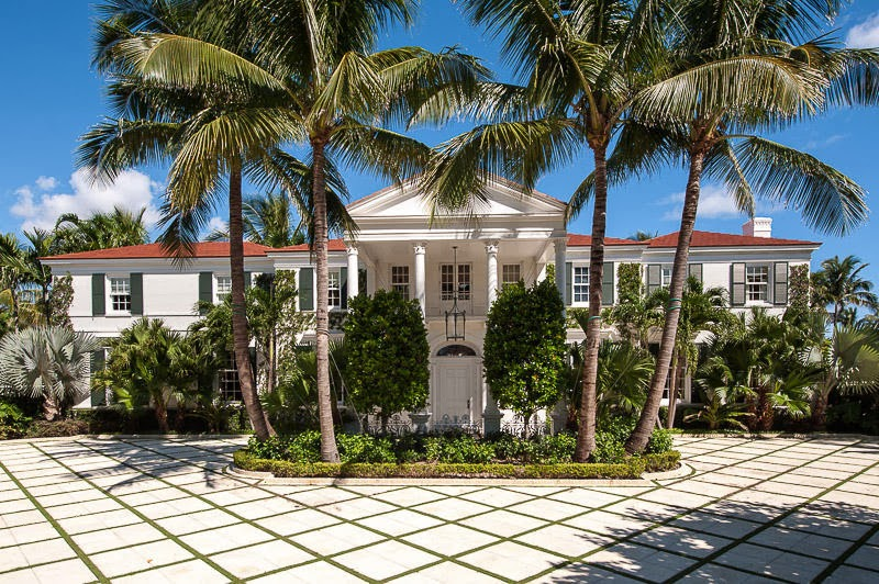 Palm Beach Distinct Luxury Estate Home